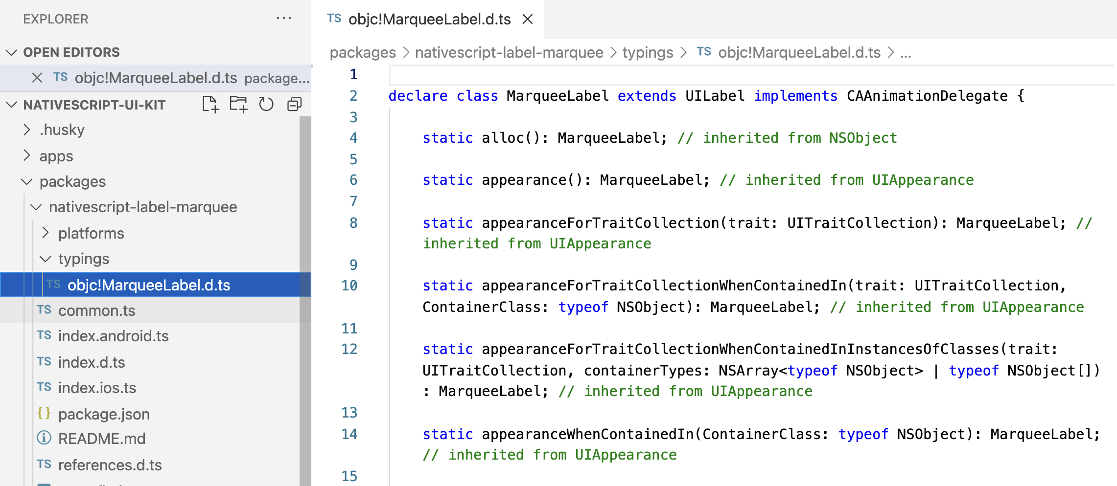 custom-view-component-marquee-typings-in-package