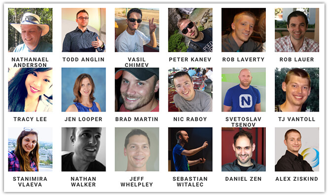 nativescript developer day speakers